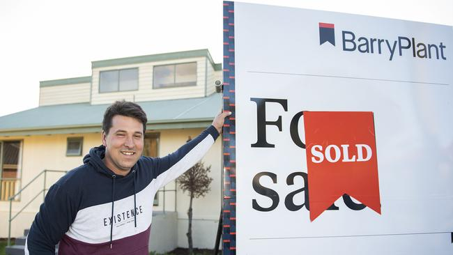 Another housing boom won't be a good thing for Australia. Picture: Ellen Smith
