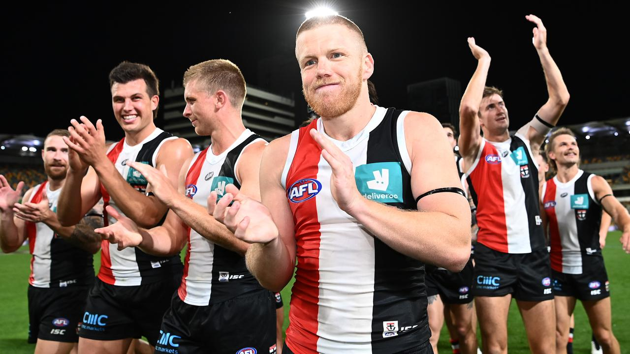 Three coaches three HQs and 3296 days: This is how St Kilda escaped the wilderness – Fox Sports