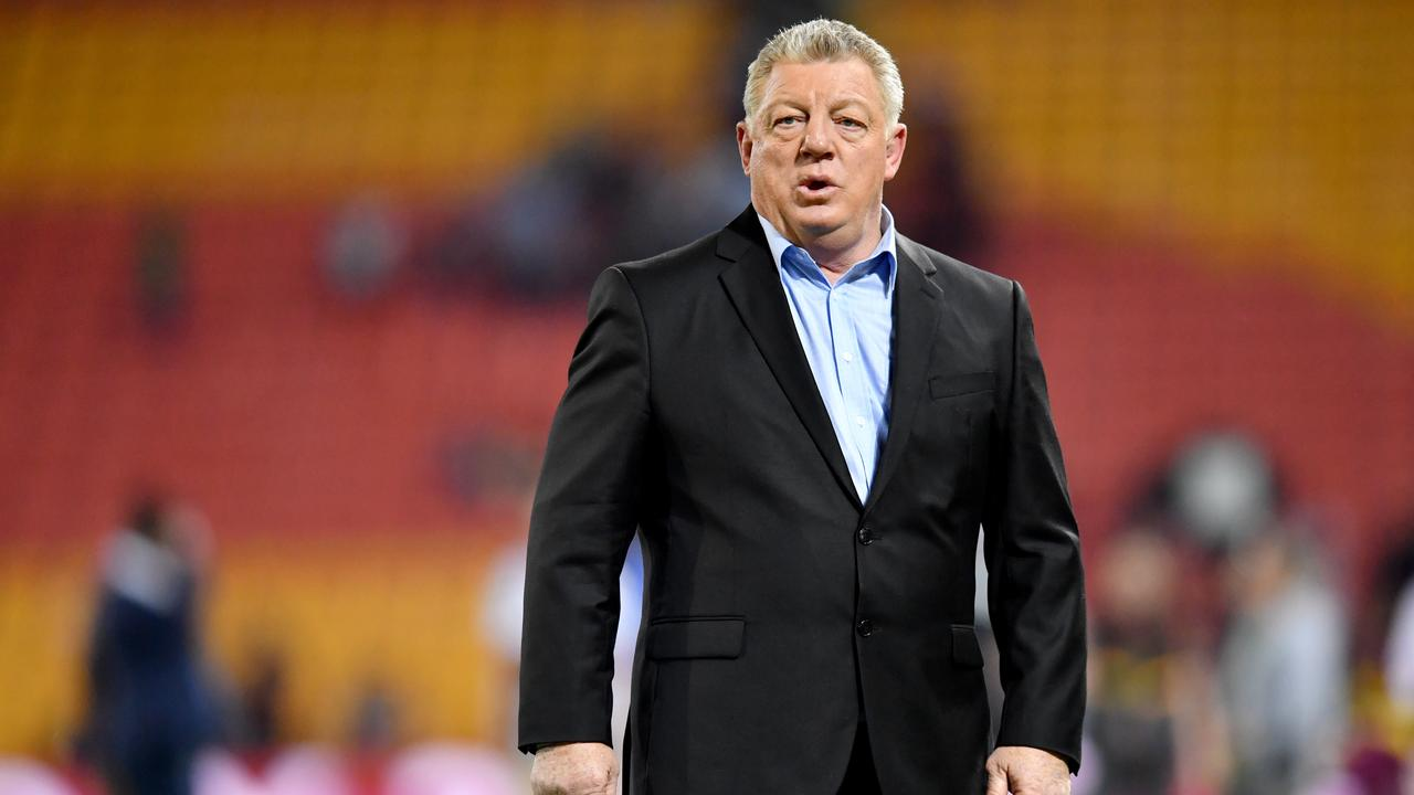 Television commentator Phil Gould is set to become an NRL player manager.