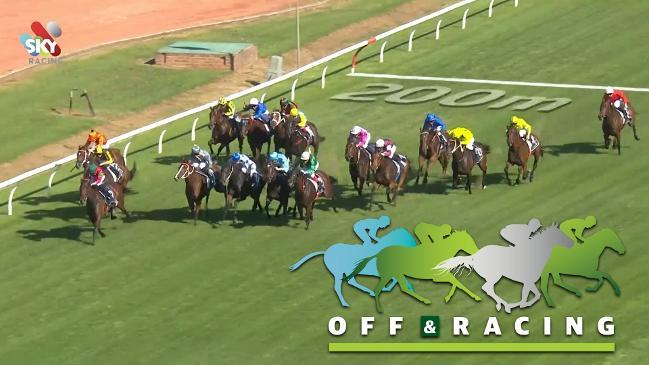 Off and Racing - April 18