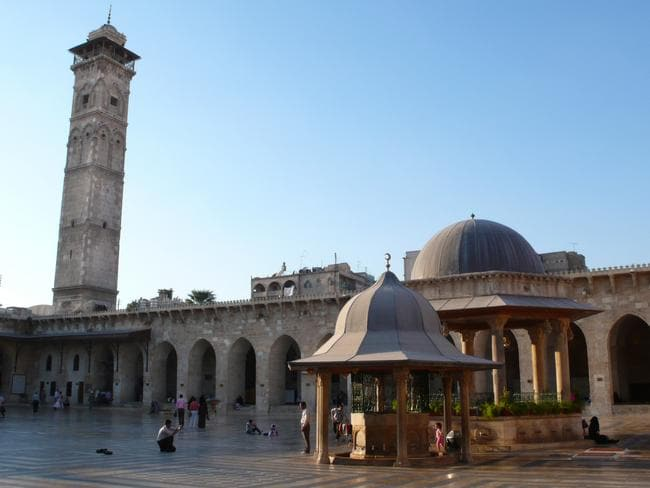 Formerly picturesque Syria had a thriving tourism industry before civil war broke out in 2011. Picture: Oscar Espinosa