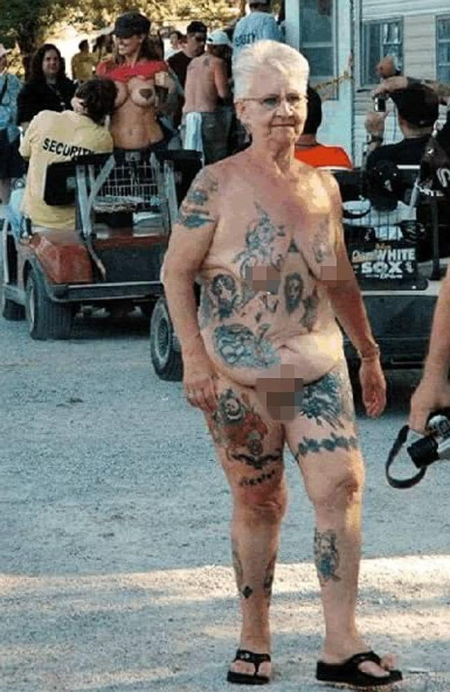 This Is What Your Tatt Will Look Like In 40 Years 14 Old -1349