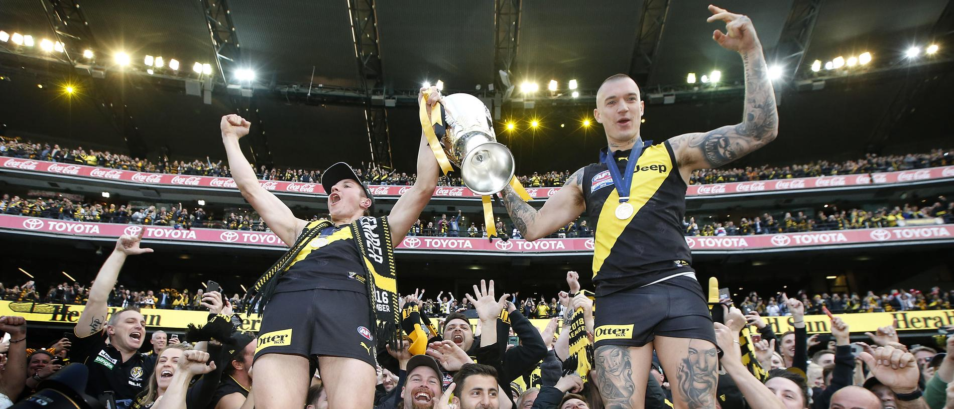 2019 AFL Grand Final Richmond v GWS
