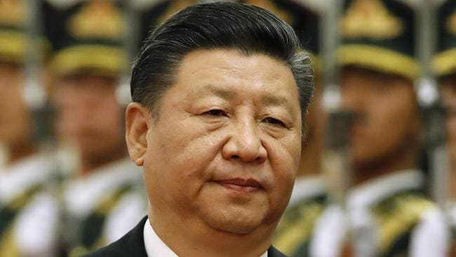 Chinese President Xi Jinping has established himself as the country's leader for life. Picture: AP/Mark Schiefelbein