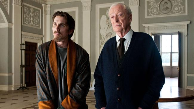 Christian Bale 'walked away' from a fourth shot at playing Batman 'out of respect for Christopher Nolan'. Picture: Supplied.