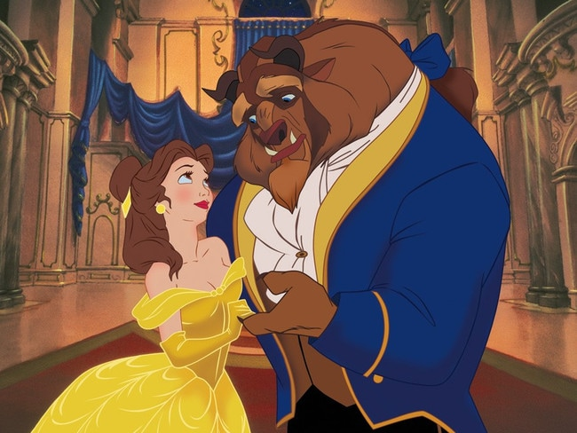 Hey, Belle. Where's your mum? Picture: Disney
