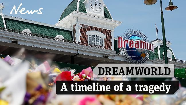 DREAMWORLD: A timeline of a tragedy