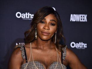 NEW YORK, NY - NOVEMBER 07: Serena Williams attends the 2018 Brand Genius Awards at Cipriani 25 Broadway on November 7, 2018 in New York City. (Photo by Theo Wargo/Getty Images)