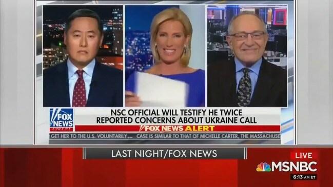 Alexander Vindman's credibility questioned on Fox News