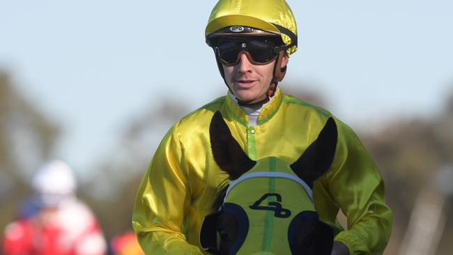 Jason Collett has a strong book of rides at Hawkesbury.