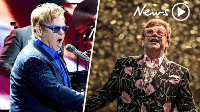 Elton John's final Australian tour