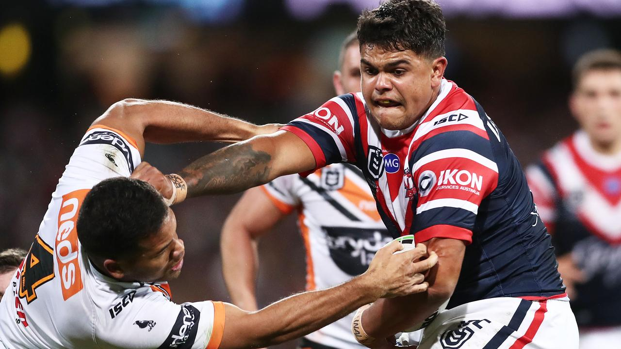 The Tigers are doing everything in their power to convince Latrell Mitchell to join the club.