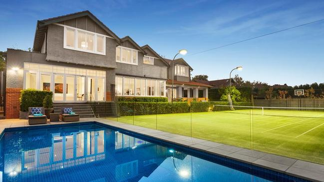 4 Fairview Grove beat Glen Iris's benchmark by about $2.5 million.