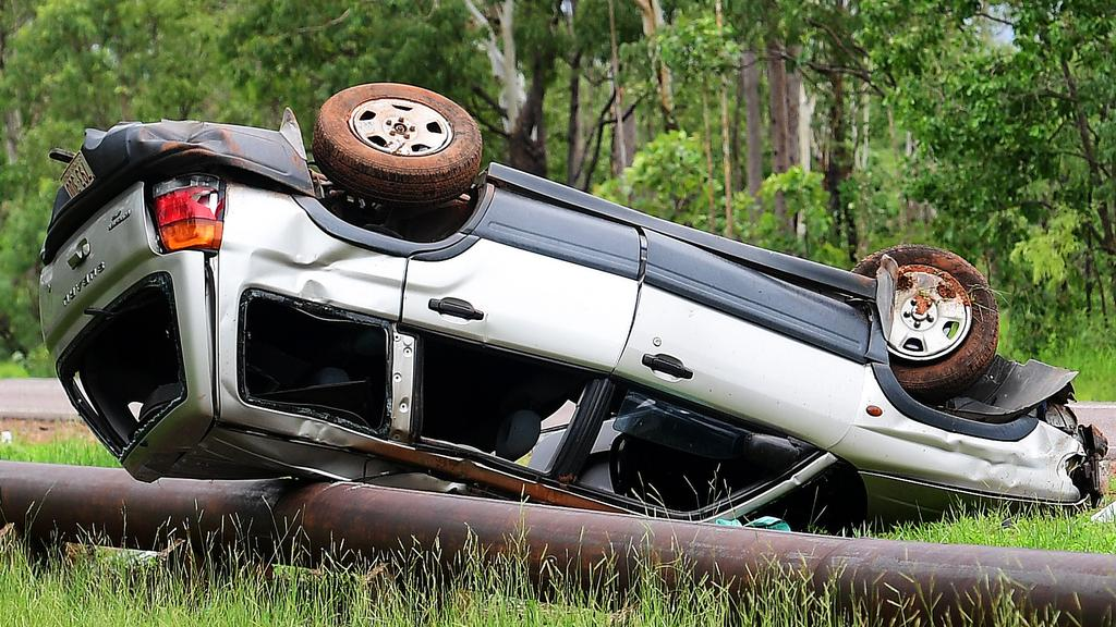 Fatality: One person dead in single vehicle crash on Stuart Highway