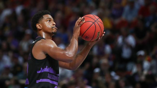 Kings import Casper Ware has been one of the driving forces behind Sydney's dominance of the NBL.