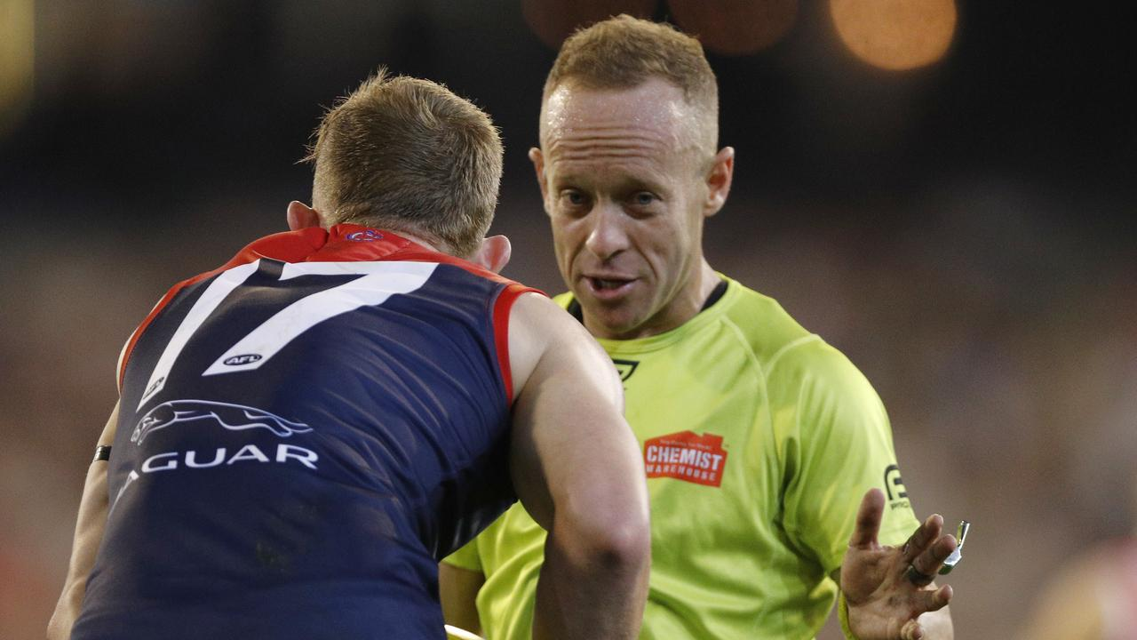 Ray Chamberlain and the umpiring fraternity have faced ample criticism so far this season.