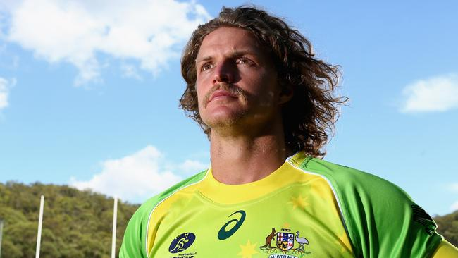 Mel says the former rugby player is a thrill-seeker. A girl who just wants to stay in and watch Netflix probably won't cut it.