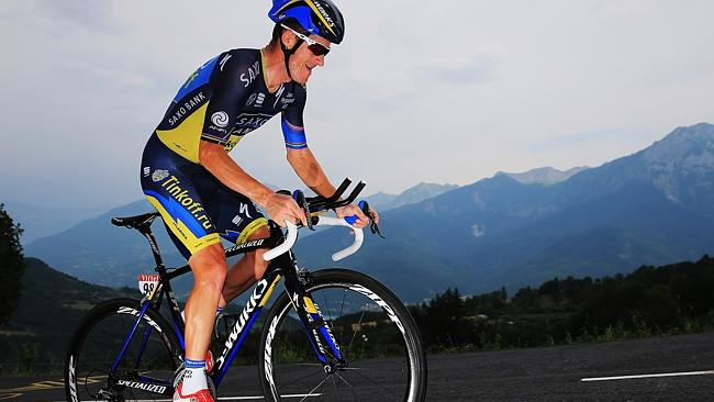Michael Rogers can race again after cycling's governing body