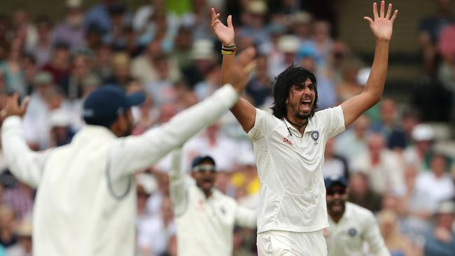 Ishant Sharma helped India maintain their Test dominance at Trent Bridge.