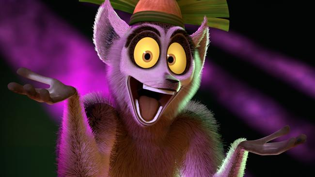 """""""All Hail King Julien"""" is one of the """"big"""" exclusives being brought over by Netflix."""