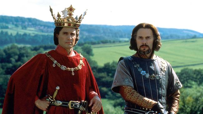 Chris Sarandon and Christopher Guest in The Princess Bride.