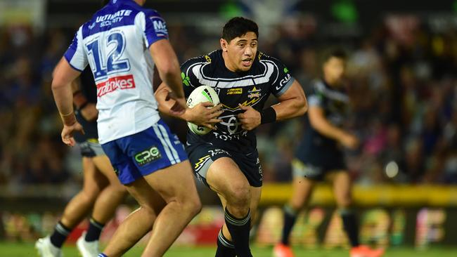 Jason Taumalolo is another super reliable SuperCoach NRL option. Picture: Alix Sweeney