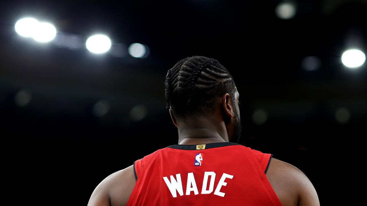 pretty nice 2f95d 6578f NBA news: Dwyane Wade, Miami Heat, tribute video is epic ...