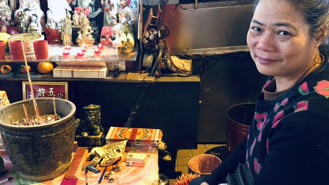 In Hong Kong you can hire a very special kind of hit woman to make sure they get their comeuppance. Meet the 'villain hitter'. Picture: Supplied