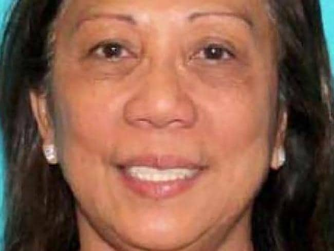 Stephen Paddock's girlfriend, Marilou Danley, was initially named as a person of interest in the investigation, but police have indicated they do not think she was involved. Picture: AFP/Las Vegas Metropolitan Police Department