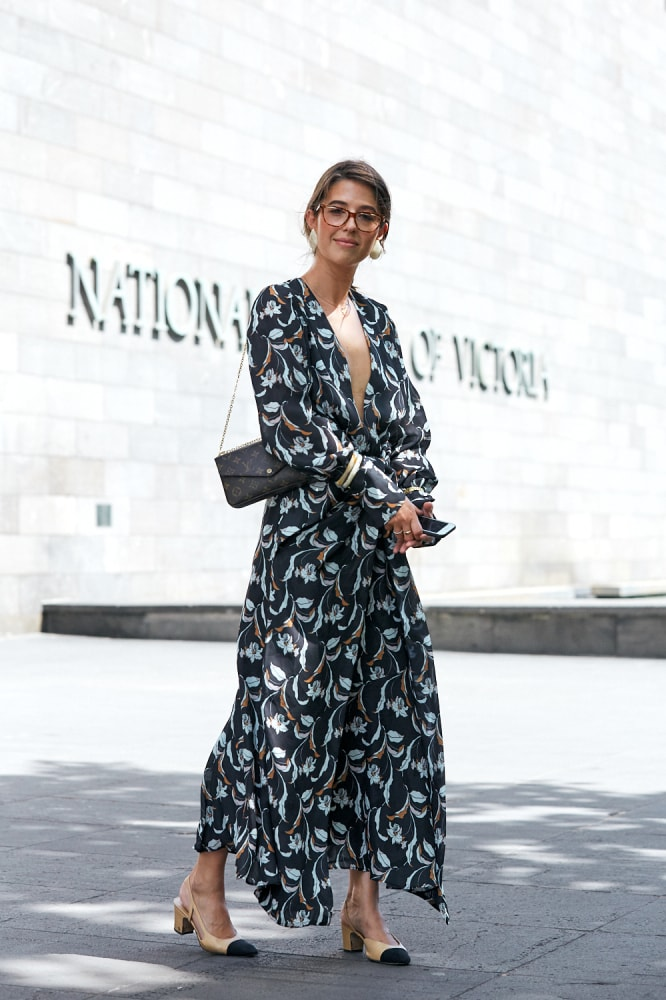 The best street style from Anna Wintour's visit to the NGV in Melbourne
