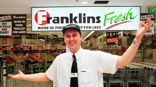 Consumers didn't buy that Franklins was also fresh. Picture: Armen Deushian