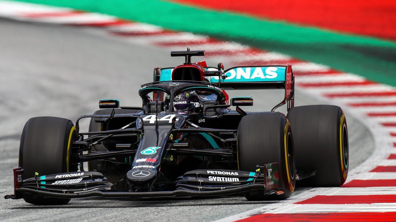 F1 2020 Austrian Grand Prix Styrian Gp Live Race Start Time Results Daniel Ricciardo Standings Fox Sports