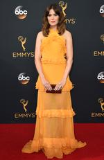 Mandy Moore attends the 68th Annual Primetime Emmy Awards on September 18, 2016 in Los Angeles, California. Picture: AP