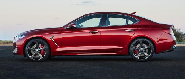 Genesis G70: It's $80K in top spec but extra-cost options are few