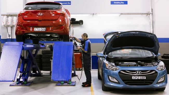 Hyundai was among the first with five-year warranty coverage. Picture: Supplied.
