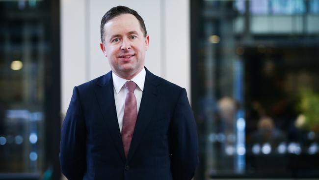 Qantas CEO Alan Joyce, who is also openly gay.