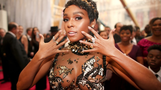 The divine Janelle Monae. (Photo by Christopher Polk/Getty Images)