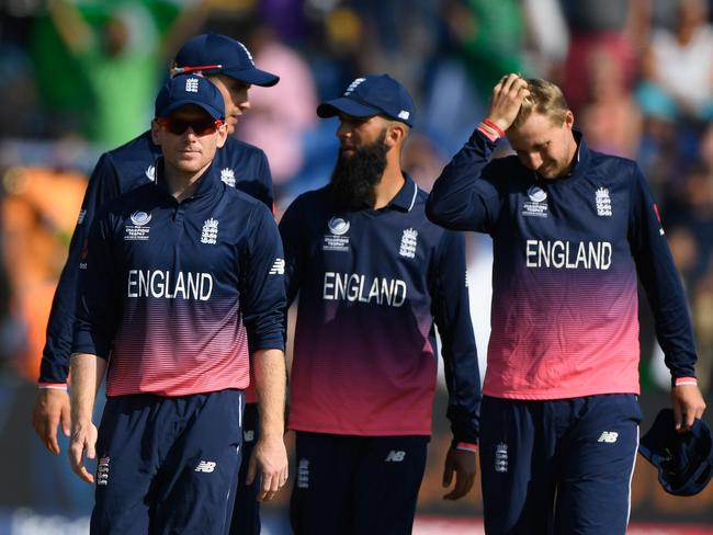 'After two years of aggressive, fearless cricket, England's performance was almost inexplicable'