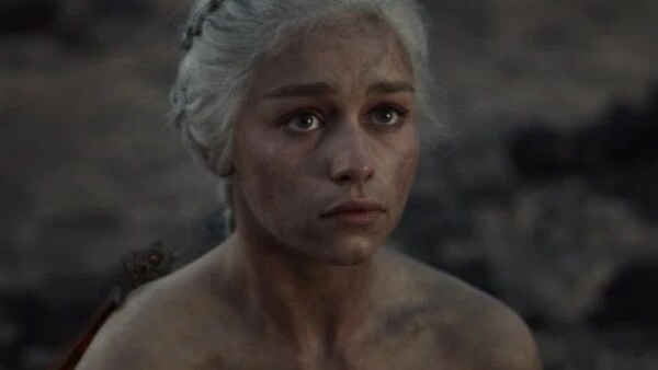 A powerful moment for Daenarys. HBO