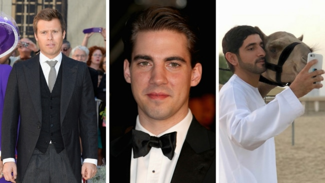 The Most Eligible Single Royals From Around The World