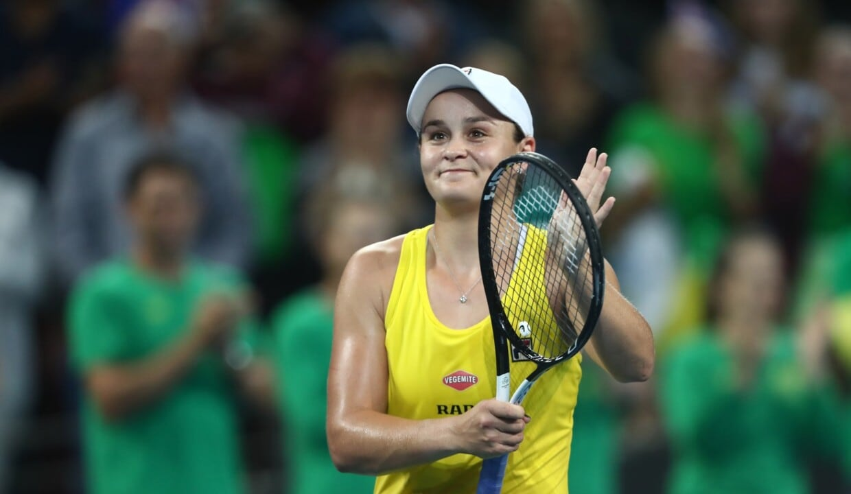 Barty pulls out of US Open over COVID-19 fears
