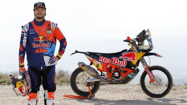 Dakar Rally 2018: Toby Price confirmed starter for KTM | Fox Sports