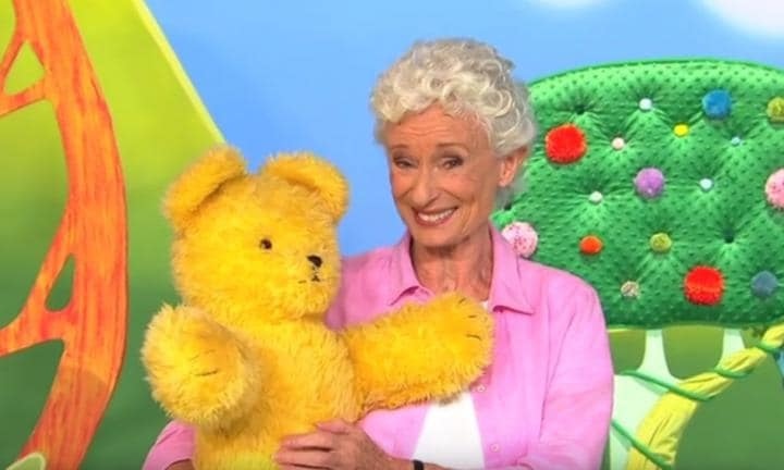 Stars record a special video for Play School's 50th birthday