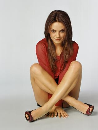 Actress Mila Kunis. Picture: News Limited.