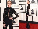 Giuliana Rancic attends the 2015 Grammy Awards. Picture: AP
