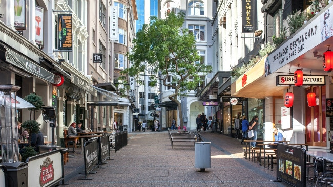 The High Street shopping precinct and its array of side streets has something for everyone.