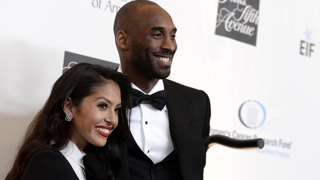 Vanessa Bryant chose not to walk away from her husband Kobe Bryant, even after he admitted he had sex with a 19-year-old hotel employee. Photo: Dan Steinberg/Invision/AP