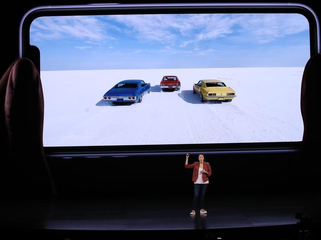 The new iPhones have even clearer resolution. Picture: Getty Images/AFP