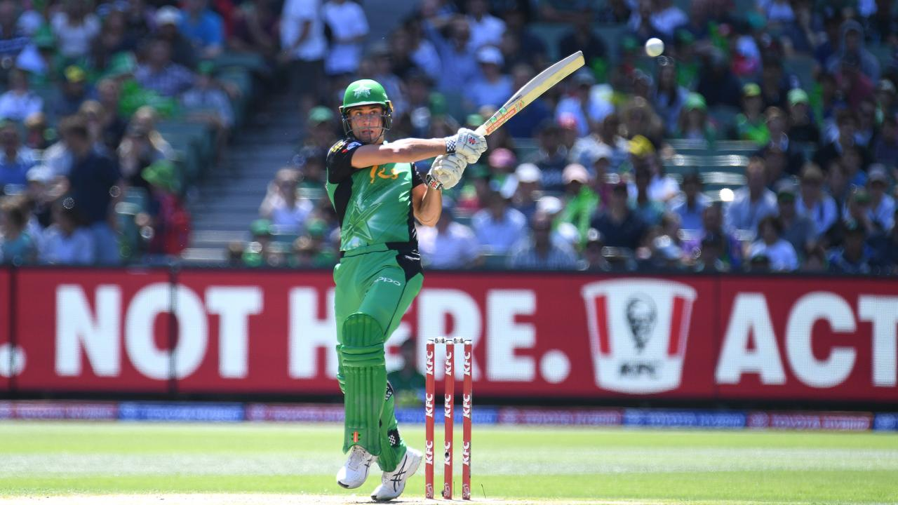 Marcus Stoinis of the Stars was massive in SuperCoach in BBL|08