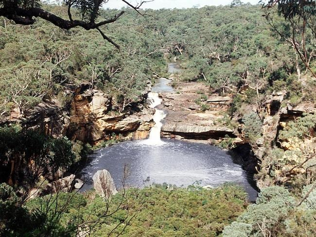 Mermaids Pools near Bargo, NSW. Picture: Wollondilly Tourism